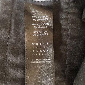 "White House Black Market Shorts - NWT! White House Black Market Floral 5"" Shorts"